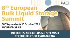 bulk liquid storage