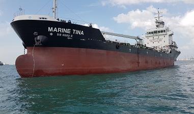 ASIA PACIFIC: Sinanju Tankers completes bunker barge fleet