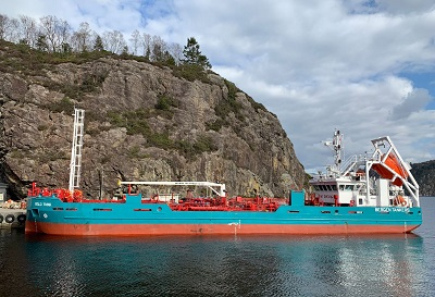 EUROPE: Høglund to deliver cargo handling system to Norway's