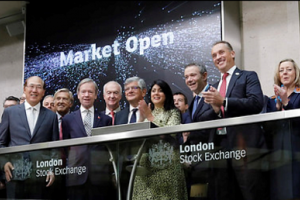 EUROPE: LISW 19 officially begins with market opening of the London Stock Exchange