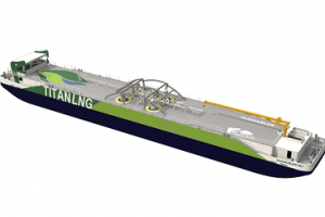 GLOBAL: Port of Antwerp to get LNG bunkering pontoon